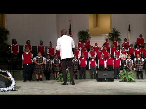 New Jerusalem Academy choir