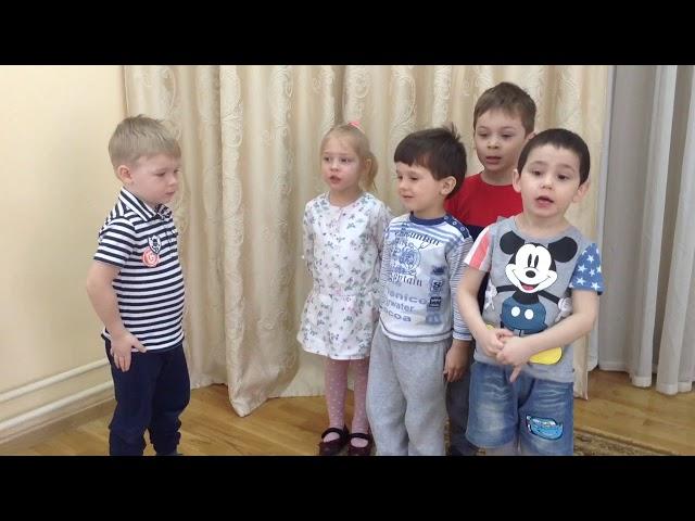 """Изображение предпросмотра прочтения – «Группа """"Одуванчик""""» читает произведение «Гуси, вы, гуси» (Русский фольклор )"""