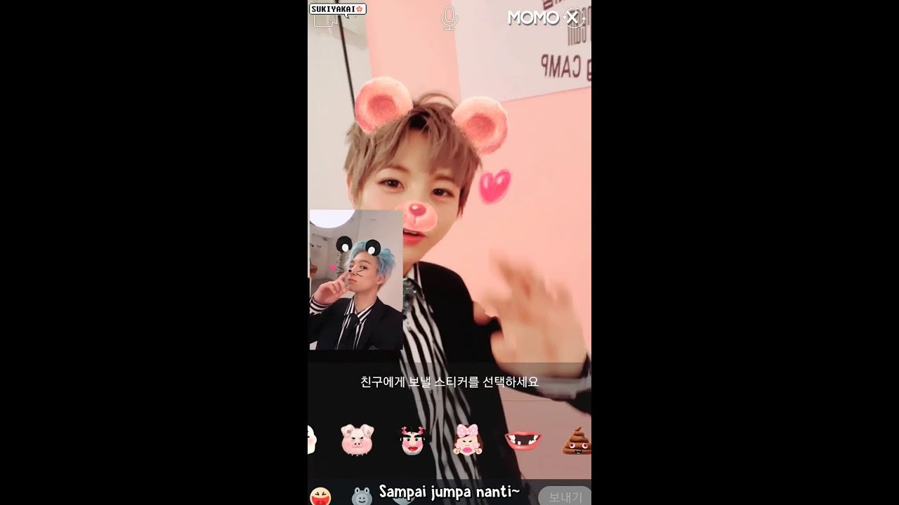 [INDO SUB] 170831 Zone! Zealous! NCT Dream (Jeno & Renjun)