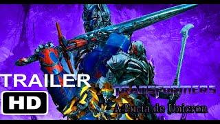 Transformers 6 A Furia De Unicron Trailer