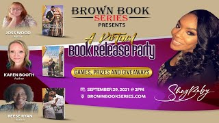 Virtual Release Party- Reese Ryan, Karen Booth and Joss Wood