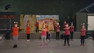 Jingle Bells Ft Crazy Frog Zumba Kids