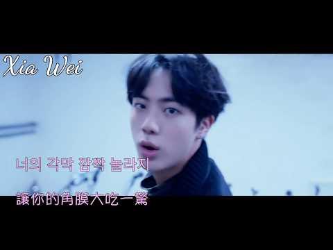 [夏薇中英韓歌詞]방탄소단년 BTS-MIC Drop(Steve Aoki Remix)[Xia Wei/Chinese/English/Korean/lyrics]