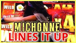 💰⚔Michonne LINES IT 🆙 for an EASTER Treat! ✦ 7 Different Slots! ✦ Slots w Brian Christopher