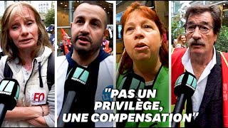 En grève RATP, ces salariés expliquent pourquoi ils partent en retraite à 55 ans