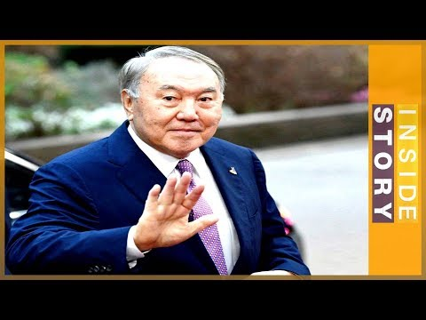 🇰🇿 Why did Kazakh President Nursultan Nazarbayev resign? | Inside Story