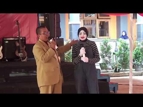 Pantomim Pada Kegiatan Perpisahan  SMP Negeri 2 Ciamis