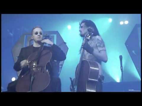 Apocalyptica - Hope [Live 2005]