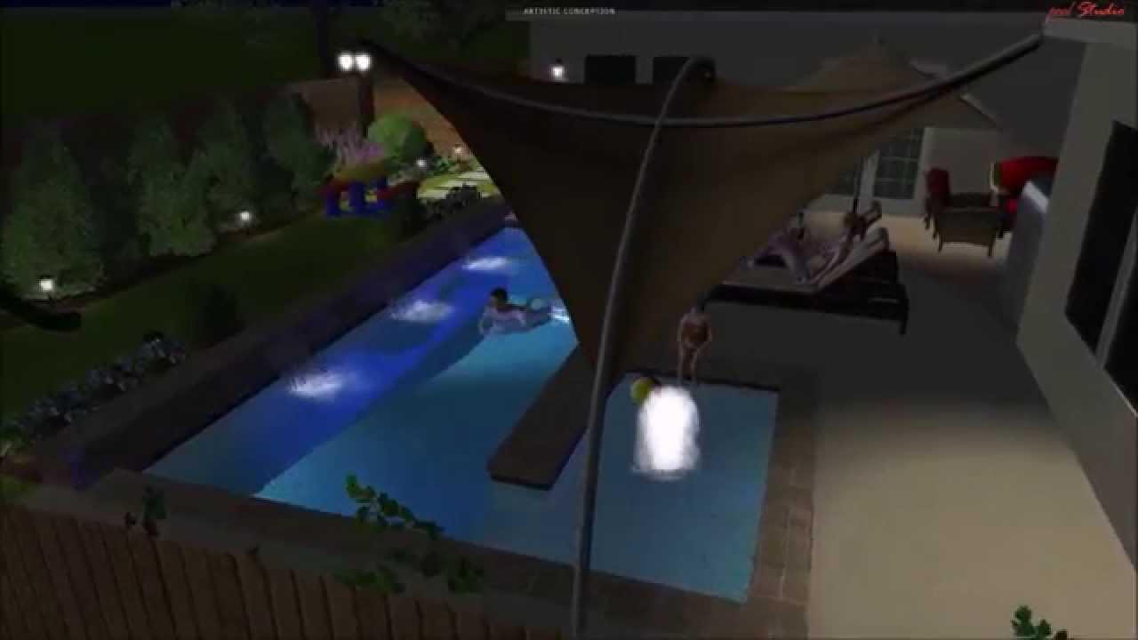 Platinum Pools The Scott Family Designed By Brandon