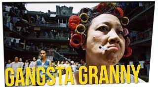 Grannies Joining Gangs via Ballroom Dancing Classes