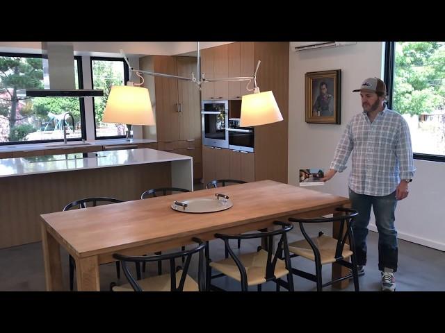 Dustin Stages a 2 Million Dollar Home!!!  Interior Design
