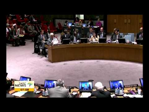 UN Security Council gave green light for thr deployment of Mali peacekeeping force
