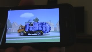 "Garbage Truck GAME! - ""Recycle"" For YOUR PHONE!"