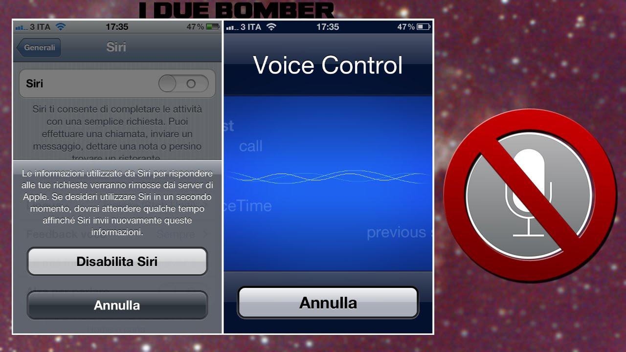 Come disattivare Controllo vocale sul tuo iPhone