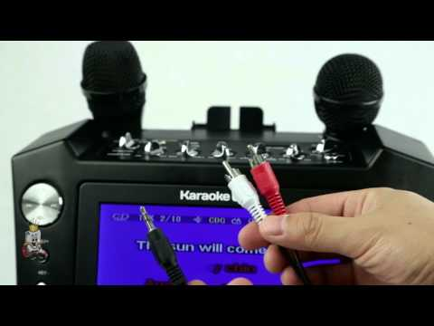 magic mike karaoke machine
