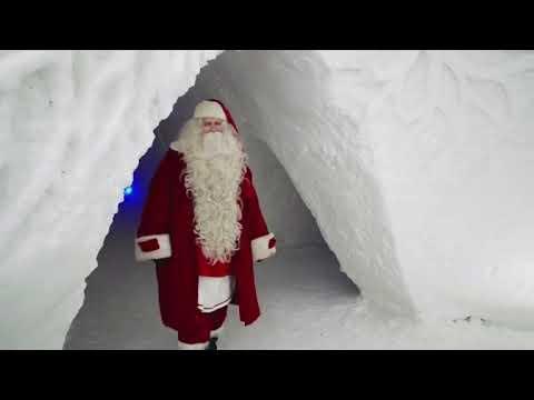 Santa Claus me