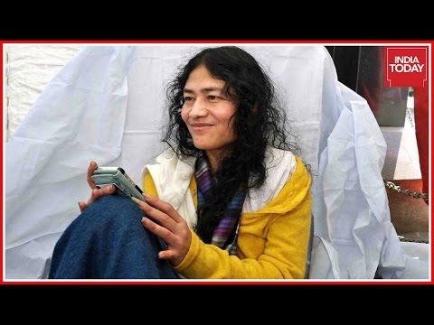 Manipur's Iron Lady Irom Sharmila Breaks 16-yr Fast
