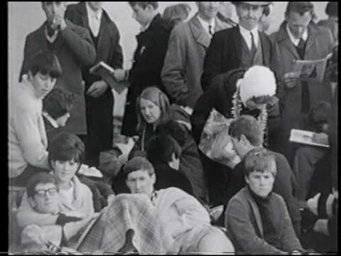 1967 Grand Final Week In Melbourne