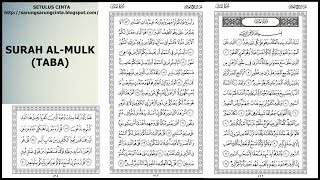 Download Bacaan Merdu Surah Al Mulk dari Qariah Mahfirah M Hussain PlanetLagu com
