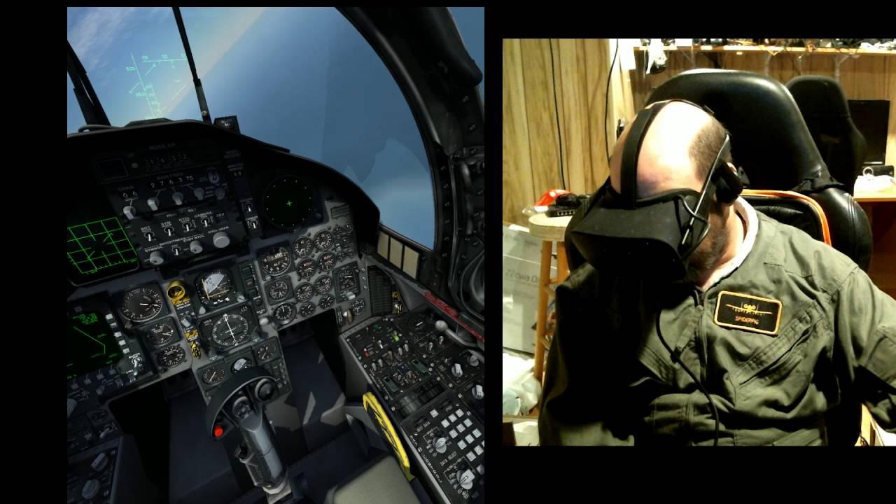 Oculus Rift DCS 1 5 4 Settings Testing