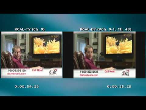 Digital TV Transition  KCAL