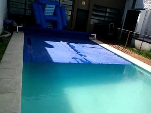 Manta termica piscinas classpools youtube for Manta termica piscina