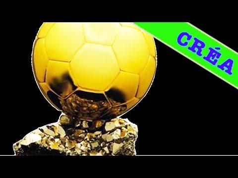 BALLON D'OR - GOLD BALL