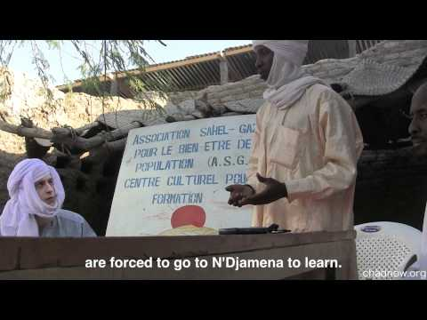 Moussoro, Chad (Tchad) - Computers in Africa: From N'Djamena to the Chadian Desert