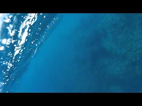 石垣島の海リーフエッジ