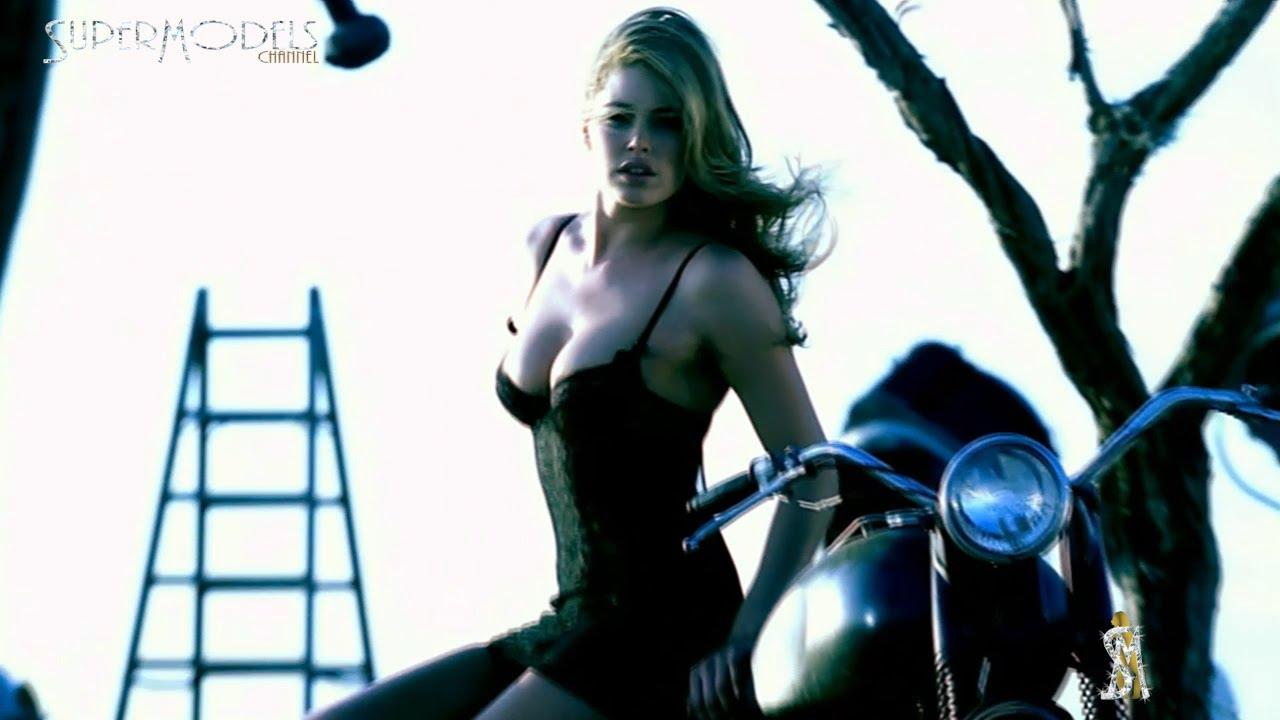Doutzen Kroes Victoria's Secret lingerie  photoshoot compilation 2008   2014 by SuperModels Cha