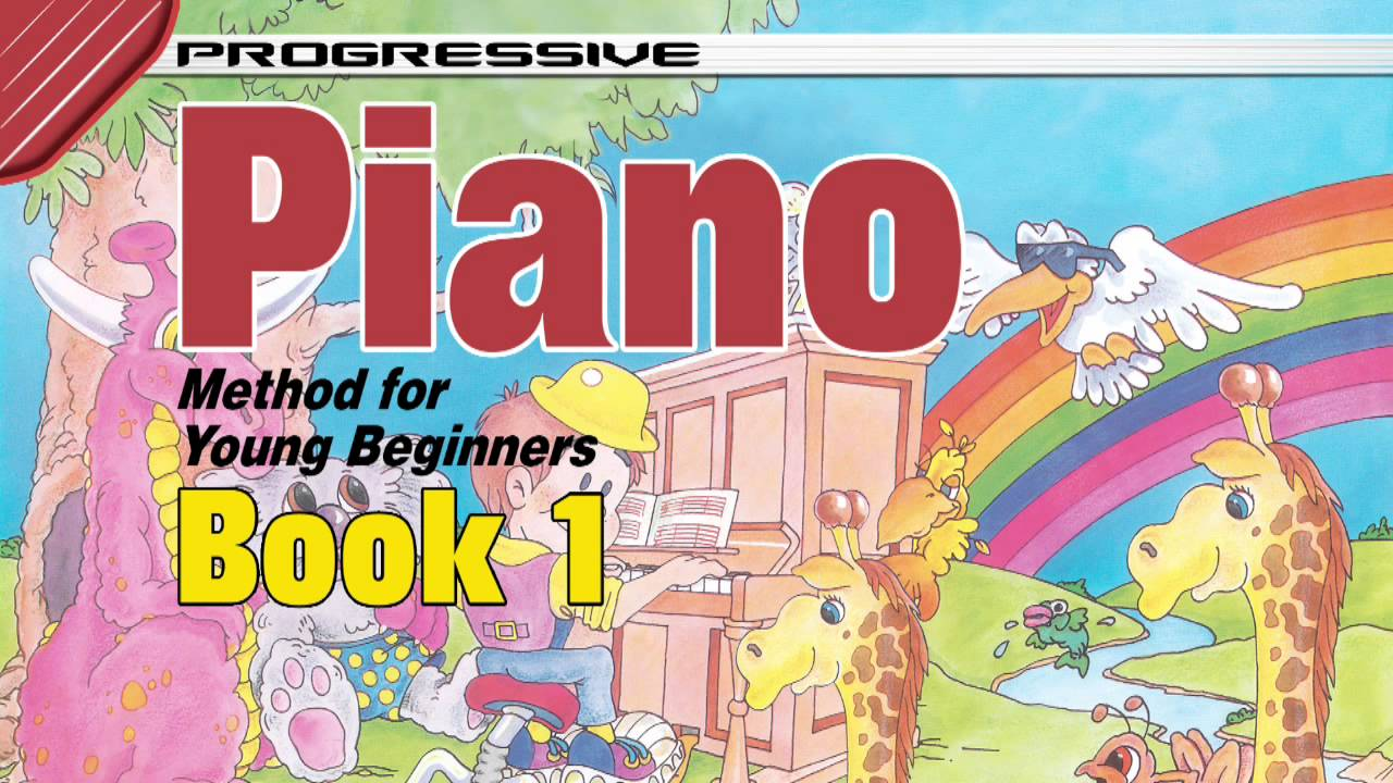 How to Play Piano for Kids – Piano Lessons for Kids Book 1 ...