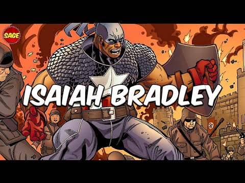 Who is Marvel's Isaiah Bradley? Original Black Captain America!