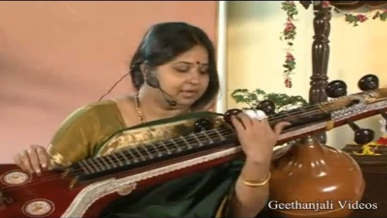Veena Lessons for Beginners - Swarajati
