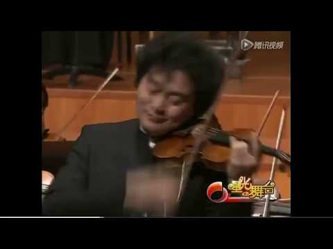 He/chen: 'the Butterfly Lovers'; Beijing Symphony Orchestra & Lu Siqing