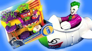 Imaginext The Joker Laff Factory 2019