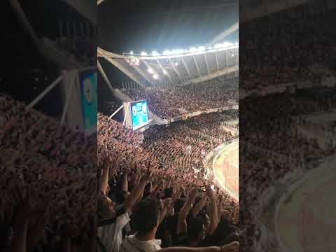 Ο ύμνος του ΠΑΟΚ και το γκολ του Πέλκα ΠΑΟΚ - ΑΕΚ 2-0 Τελικος Κυπέλλου Ελλαδος 2017-2018