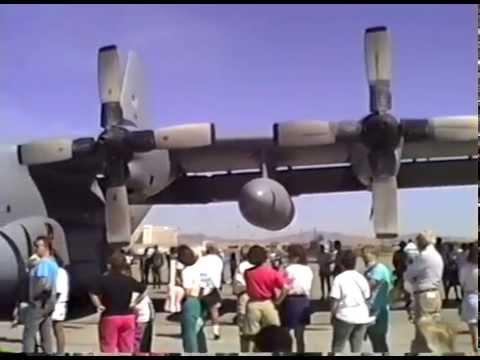 Reno Air National Guard Air Show  21 August 1993