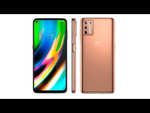 Smartphone Motorola Moto G9 Plus 128GB Ouro Rosê | Magazinera