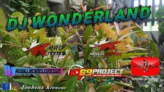 DJ WONDERLAND   RIZKI IRVAN NANDA 69 PROJECT   SOUND KOMPOR feat JK Pro Audio BASS GLER Terbaru 2021