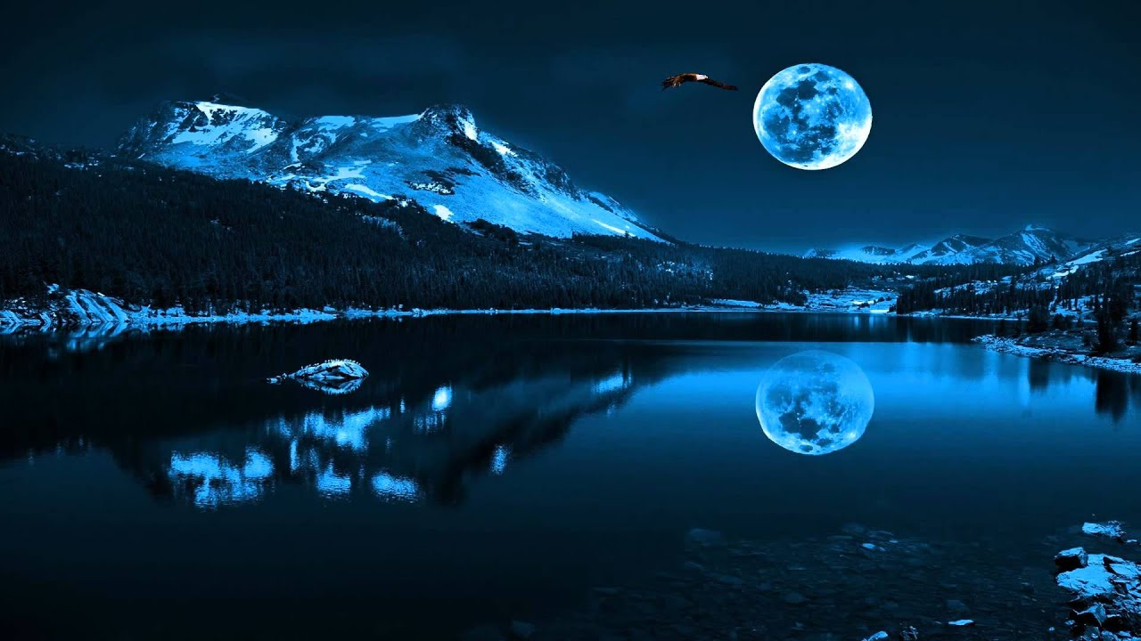 pretty moon wallpapers - photo #39