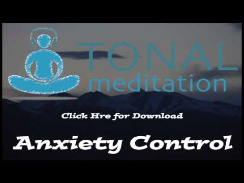 Anxiety Control ~ Relaxing Music + Relax Ambient Binaural Meditation
