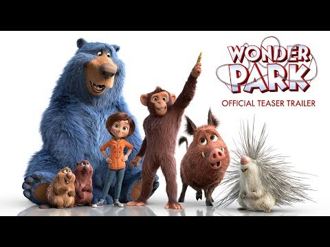 Wonder Park (2019) - Official Teaser Trailer - Paramount Pictures