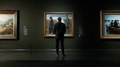 Hugo Simberg: Haavoittunut enkeli (1903) - Virtuaalinen taidekierros Ateneumissa