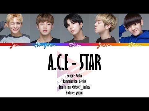 A.C.E - 5TAR [Han/Rom/Eng Color Coded Lyrics]