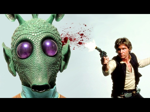 10 Interesting Facts About GREEDO