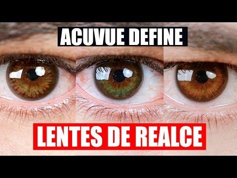 LENTES DE REALCE E DEFINIÇÃO | ACUVUE DEFINE