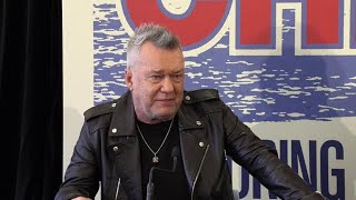 Cold Chisel   Blood Moon Tour 2020 Press Conference