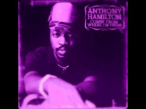 Anthony Hamilton - Charlene (Chopped & Screwed)