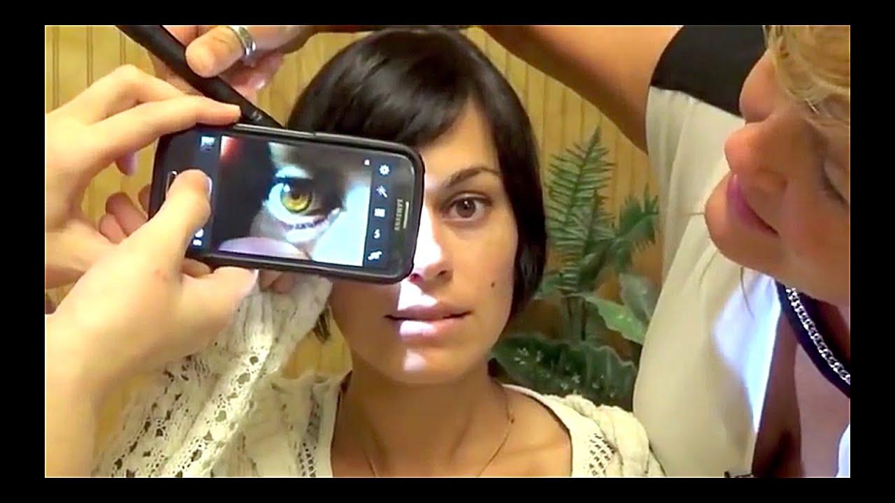 Tutoriel iridologie comment prendre vos yeux en photo - Comment prendre une douche rapidement ...