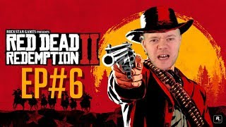 RED DEAD Redemption 2 LIVE Gameplay Ep 6